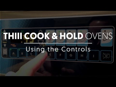 Video Using the Alto-Shaam TH/III controls (Engels)
