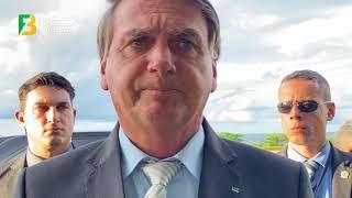 Bolsonaro fala sobre pedido de recursos dos Governadores
