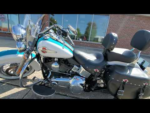 2017 Harley-Davidson Heritage Softail® Classic in Ames, Iowa - Video 1