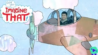 I Want To Be A Pilot - Kids Dream Jobs - Can You Imagine That?