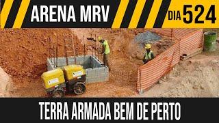 ARENA MRV | 2/5 TERRA ARMADA BEM DE PERTO | 26/09/2021