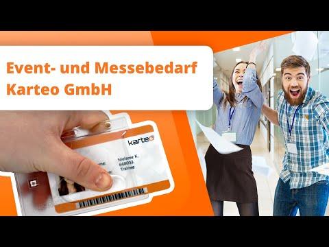 Ausweishüllen, Befestigungen, Namensschilder und Kartenhüllen von Karteo.de