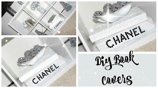 DIY Book Covers | Fashion Books