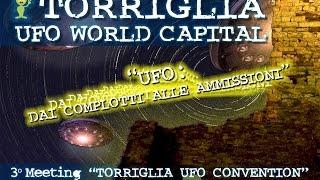 preview picture of video ''La declassificazione degli archivi militari sugli OVNI' di Russo & Fiorino [Torriglia 14.09.2014]'