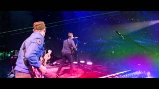 Coldplay - Mylo Xyloto + Hurts Like Heaven (Live at Stade de France 2012)