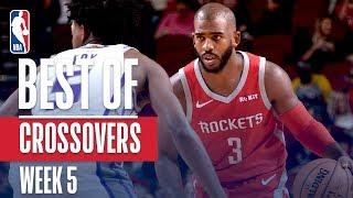 NBA's Best Crossovers | Week 5