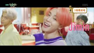 작은 것들을 위한 시 (Boy With Luv) - 방탄소년단(BTS)[뮤직뱅크 Music Bank] 20190419