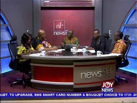 Banking Sector Blues - Newsfile on JoyNews (4-8-18)