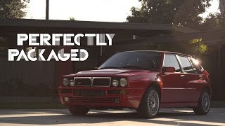 This Lancia Delta Integrale Evo II Is Perfectly Packaged