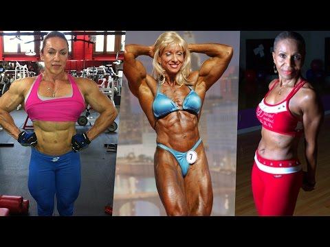 , title : 'World's Oldest Female Bodybuilders'