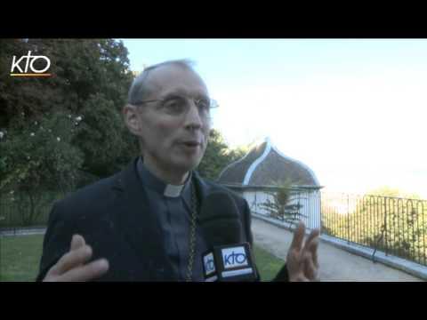 Mgr Patrick Le Gal (Semaine missionnaire mondiale)