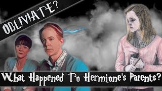 What Happened To Hermione's Parents After The War?