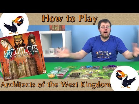 Architects of the West Kingdom How to play