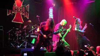 Acheron - Legions of Hatred (Live in Sao Paulo, Brazil 2012)