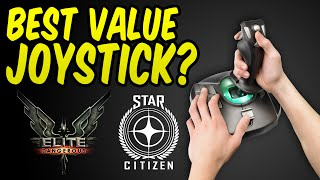Best Value Joystick for Space sims? Thrustmaster T-16000m!