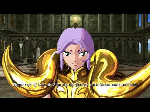 Gameplayer Cavaleiros do Zodíaco Alma dos Soldados Saga Ep 1