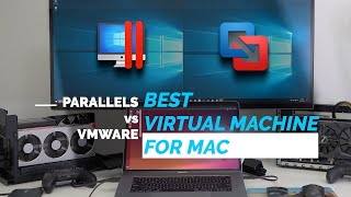 Parallels Desktop vs VMware Fusion Review | Best Mac Apps