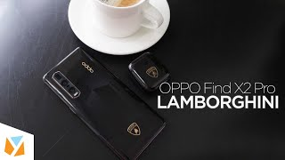 OPPO Find X2 Pro Lamborghini Edition Unboxing and Hands On