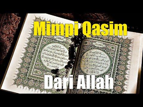 Mimpi Muhammad Qasim dari Allah
