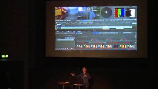 Jigsaw24's Secret CS6 Event: Prelude, Premiere, After Effects And Speedgrade Part 3