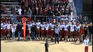 Prairie Grove (43) vs Mena (27) 2011
