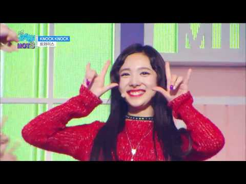 【TVPP】 TWICE - Knock Knock, 트와이스 - 낙낙 @Show Music Core Live Mp3