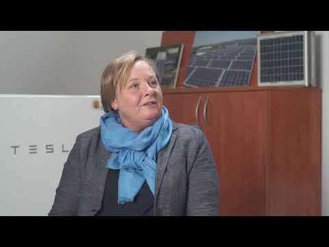 Das Interview - warum eine Solaranlage für Firmen Läden und Gewerbe ideal ist