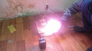как поднять напряжение с помощью конденсатора