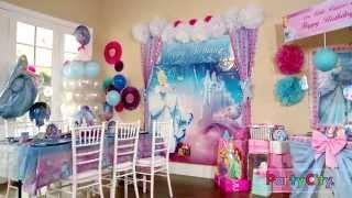 Its A Magical Cinderella Party!