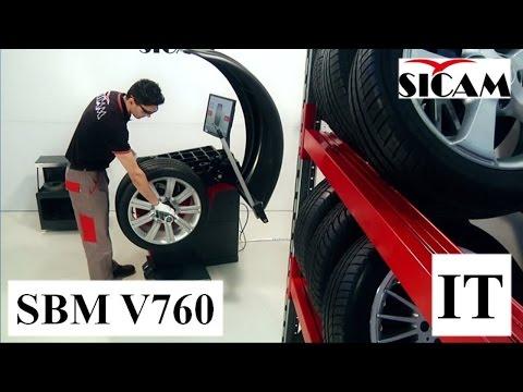 Equilibratrice SICAM SBM V760