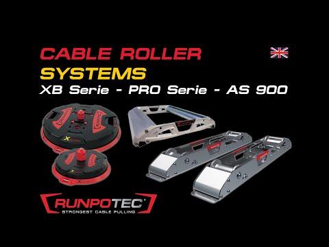 Video: Information Video - Runpotec X-Board Cable Drum Winder/Dewinder
