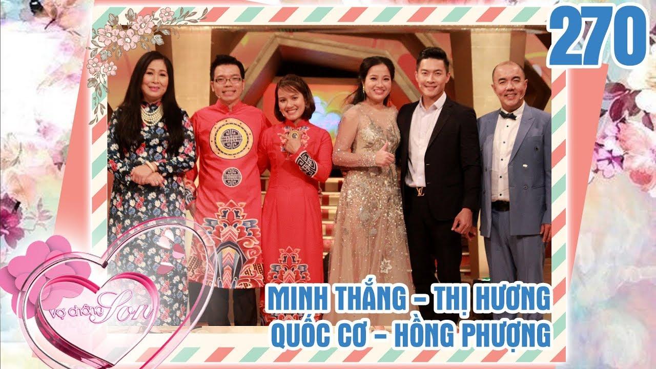 VỢ CHỒNG SON   VCS #270 UNCUT   Hồng Phượng thừa nhận dễ mủi lòng mỗi khi Quốc Cơ muốn 'CHUYỆN ẤY'😍