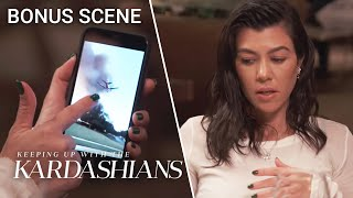 Kourtney Kardashian Explains Her Wildfire Escape Plan | KUWTK Bonus Scene | E!