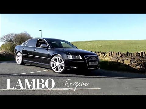 Audi S8 5.2 V10 Lamborghini Engine