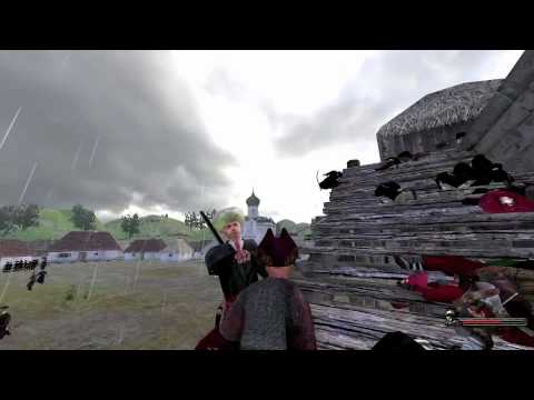 Mount and Blade: With Fire and Sword – Seige Trailer