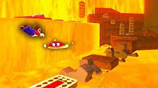 Adding Bowser's Castle to Super Mario Odyssey!