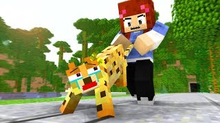 Ocelot Life Movie   Craftronix Minecraft Animation