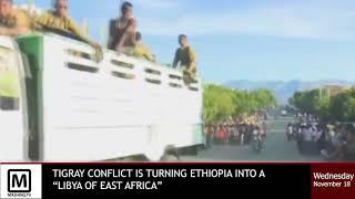 Tigray conflict in Ethiopia