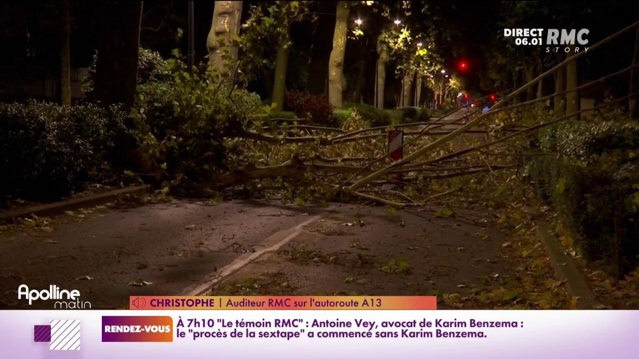 Tempête Aurore: 17 départements placés en vigilance orange