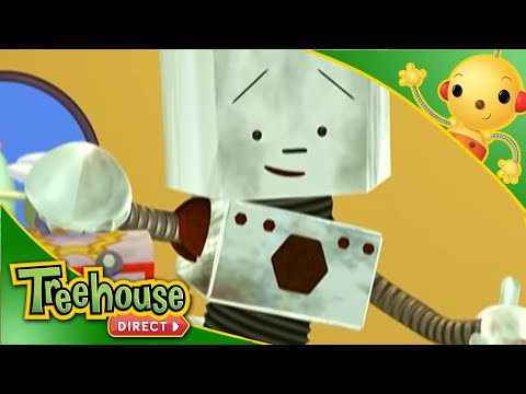 Rolie Polie Olie - Lunchmaster 3000 / Puzzle Planet / A Totally Backwards Day - Ep.71