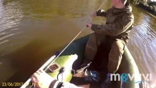 Рыбалка 🎣 перемёт Рязань