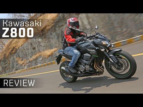 Kawasaki Z 800 Videos Zigwheels