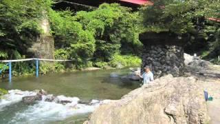 大丹波川国際虹ます釣り場のイメージ
