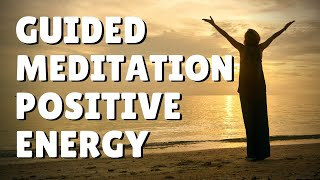 5 Minute Guided Meditation For Positive Energy & Thinking