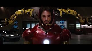 Shoot to Thrill - Iron Man