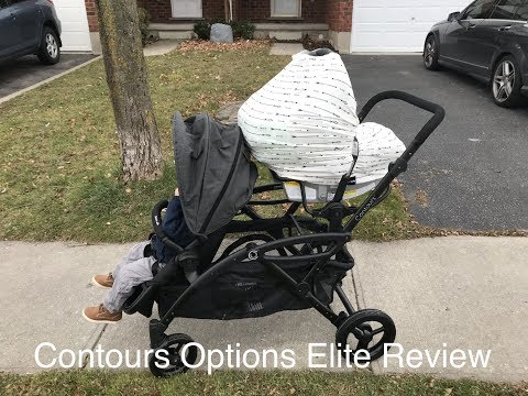 Contours Options Elite Double Stroller Review