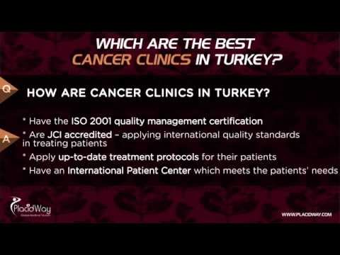 Which are the best Cancer Clinics in Turkey?