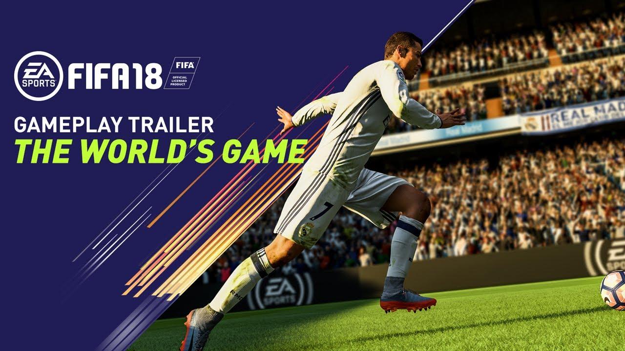 FIFA 18 - Trailer gameplay