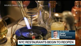 New York Restaurants Need More Government Help, Says Chef Boulud