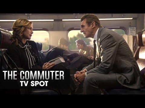 The Commuter (TV Spot 'Doesn't Belong')